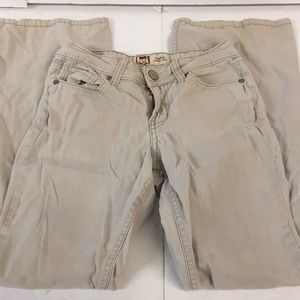 Juniors L.E.I. Jeans Size 1 Girl's Good Condition